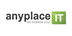 anyplace IT Logo